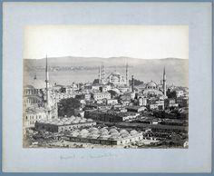 İstanbul, ca. 1900 | Archnet