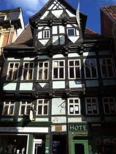 ...in Quedlinburg