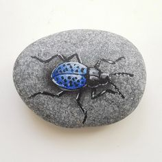 Tas uzerine akrilik boya / rock painting #byme#new #art #rockpainting #artistic_... | Iconosquare