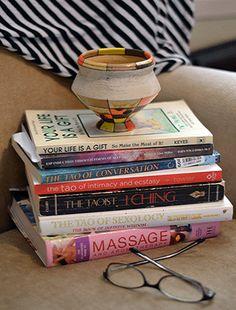 Ceramic conical tea bowl.