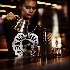 A good aeropress is a bit like a good magic trick: its what you dont see that matters most - customer repost from @ruggedwisdomAll about dem Aero skills   #aeropress #aeropressbattle #coffeeshop #coffeehouse #coffeeshopvibes #coffeebar #coffeelover #coffee #coffeelove #coffeegeek #coffeeporn #kiwi #blacksheepcoffee #aeropressonly #singleorigin #coffeeculture #specialitycoffee  #londoncoffeeshops #manmakecoffee #barista #baristalife #baristababes #baristalove #blacksheep #cheesegrater…