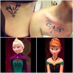 I really want to get this as my first tattoo with my sister!!