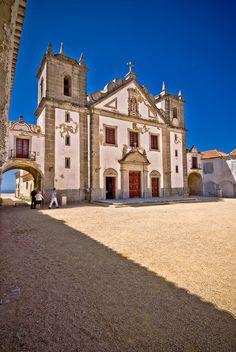 Cabo Espichel, Santuário de Nossa Senhora do Cabo Espichel - Portugal