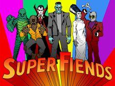 Universal Super Fiends
