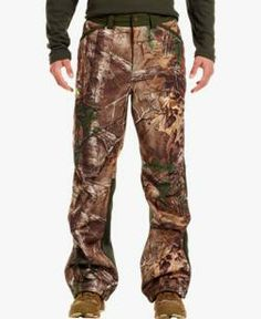 Men's UA Deadcalm Scent Control Pants
