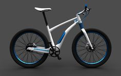 This project arised as a concept for Czech bicycle companySuperior (and also as a diploma thesis for Department of Industrial Design ofUniversity of Technology in Brno, Czech republic). Superior´s main reqiurementwas the ability of using the Carbon Drive belt. Bike should be also moresporty, just an e bike for younger people living especially in cities. Superiorcompany also wanted to manufacture the bike from carbon fibre, but after seeinga few of my skteches, they decided to use…