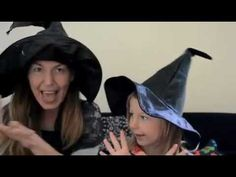 Super easy and Fun HALLOWEEN Song for kids! #nurseryrhyme #halloween