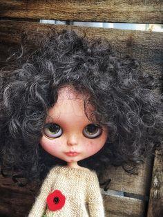 Un preferito personale dal mio negozio Etsy https://www.etsy.com/it/listing/274763026/rhea-custom-doll-ooak-fashion-doll