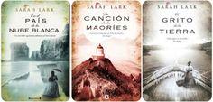 Review: Trilogía de Nueva Zelanda, de Sarah Lark