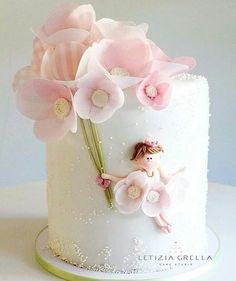 Fofura. #picvia @tastyinspiration cake by @letiziagrella