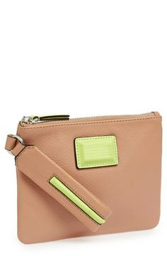 MARC BY MARC JACOBS 'Small Q' Wristlet   Nordstrom