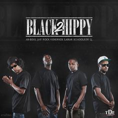 """Constipation"" by Black Hippy was added to my Discover Weekly playlist on Spotify"
