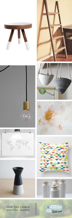 Shop This Tumblr: Interiors By Acoustic Garden