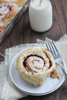 Classic Cinnamon Rolls | Bake Your Day