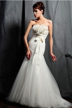 Saison Blanche Wedding Gown - Boutique Collection - Style #B3102