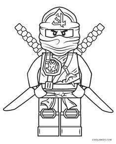 lego ninjago kolorowanka | lego coloring pages, lego coloring, lego ninjago birthday