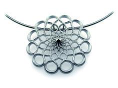 Pendent VRENELI Schmuck Design, Designer, Jewelry Collection, Jewelry Design, Antiques, Silver, Antiquities, Antique, Old Stuff