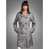 £43.50 Betty Barclay Trench Mac Coat, Silver from John Lewis  #fashion