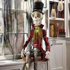 Joe Spencer Harold Skeleton Figure Grandin Road $199
