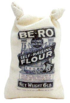 Sack of BeRo Flour