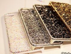 IPhone Case Bling Luxurious Gem Diamond Case For iPhone by bashuai, $22.99