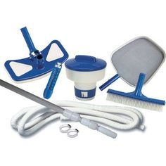 Heritage Deluxe Pool Maintenance Kit for Pools 48 inch to 52 inch