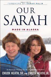 We may think we know Sarah Palin from all the coverage she has received in the political arena, but one-side depictions but media coverage is limited and, Sarah would even say, biased. OUR SARAH is also a bit biased since it's written by Sarah's dad and brother with contributions from many friends and colleagues--these are the people who know her--and love her--best.