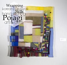 POJAGI - KOREAN PATCHWORK