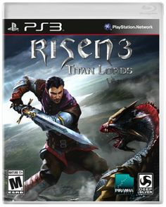 Amazon.com: Risen 3: Titan Lords - PlayStation 3: Video Games