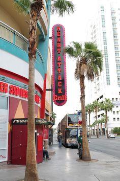 Les Gommettes de Melo: Heart Attack grill à Las Vegas. A faire !!