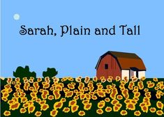 Free sample vocabulary practice, comprehension quiz, and constructive response question to go with Sarah, Plain and Tall by Patricia MacLachlan