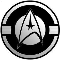 star trek commanding officer insignia | Star Trek: LCARS-Interface