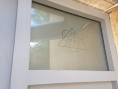 Etched window graphics. Clifton Down House Development www.fusion-signs.co.uk #bristol