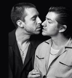 Alex turner miles kane gay