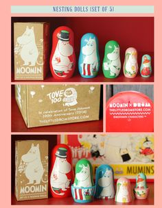 This year, the little dröm store collaborated with Moomin, in celebration of Tove's Jannson's 100th year anniversary. We're super stoked that we're the first ever independent store that has collaborated with Moomin in Singapore. http://shop.thelittledromstore.com/
