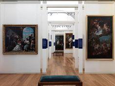 Galleria Sabauda Torino, Turin, 2014 - Studio Albini Associati, Vittorio Grassi Architetto, OBR Open Building Research, Rick Mather Architects