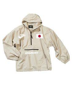 Anarchy Anorak Jacket