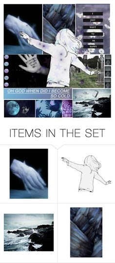 """""""Dreaming Among Stars"""" by x-shadow-phoenix-x ❤ liked on Polyvore featuring art"""