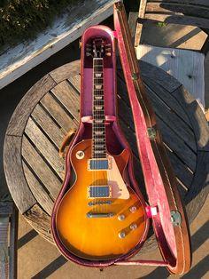 Gibson Les Paul R0 1960 Custom Shop Reissue 2006 Ice Tea Burst or Honey Burst