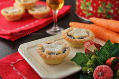 Mince pie tortine natalizie anglosassoni