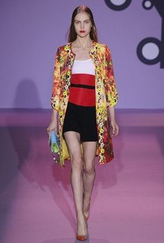 Andrew Gn 2015春夏巴黎時裝週