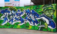 #londongraffiti #streetart #instagraff #westlondon @tizerid