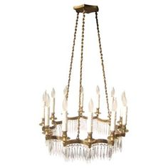 Check out this item at One Kings Lane! Dutch Chandelier