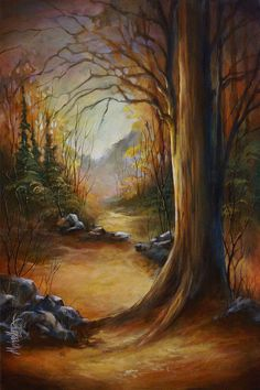 the Walk Painting