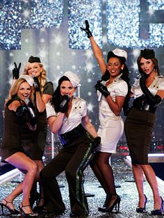 Spice Girls Musical, Ginger Spice TV Show Coming Soon Spice Girls, Union Jack Dress, Viva Forever, Baby Spice, Geri Halliwell, Jeanne, Victoria Secret Fashion Show, Girl Bands, Girls Show