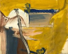 Willem de Kooning, Untitled, 1958. Oil on paper, mounted on Masonite, mounted on…