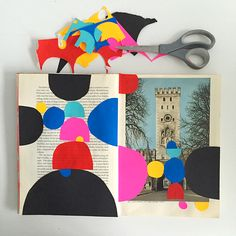 Tower - Lisa Congdon Art + Illustration