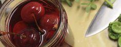 How we use ryan's pickled cherries: eattheview.barndiva.com
