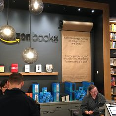 Why is Amazon suddenly so interested in opening physical retail stores?