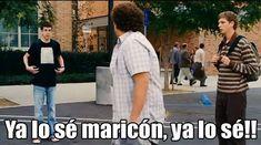 Ya lo sé maricon image by thiagoarriola. Discover all images by thiagoarriola. Find more awesome images on PicsArt. Memes Estúpidos, New Memes, Love Memes, Funny Memes, Jokes, Meme Pictures, Reaction Pictures, Instagram Cartoon, Meme Caption